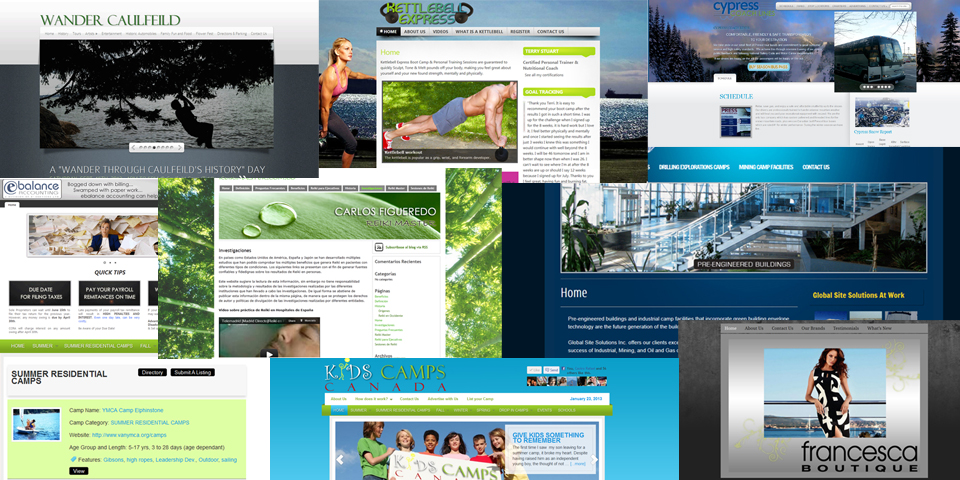 Web Design in Vancouver – Your Store Front